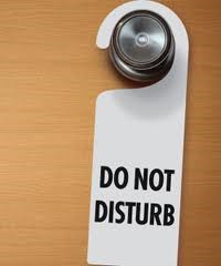 disturb