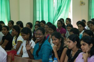 Motivation Training for Sri Jayawardenapura Unviersity