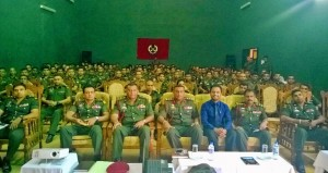 Motivational session for the senior officers of Commondo Brigade Sri Lanka Army