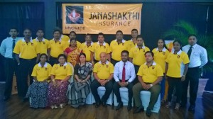 Personal Branding training for Janashakthi – MDRT Program