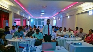 Motivation and Positive attitude workshop in Jaffna