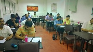 Report writing workshop for IRCON International and Sri-Lankan railway