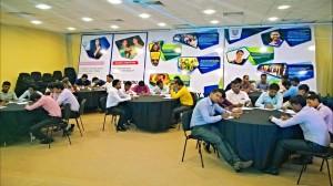 Sales force induction program for Unilever