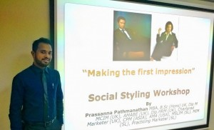 Creating the best impression training for Prima Ceylon