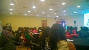 Training for the beauty advisors of Unilever