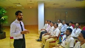 Training program for Minor workers of Prima Ceylon