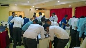Selling skills training program for Dimo Staff in Jaffna