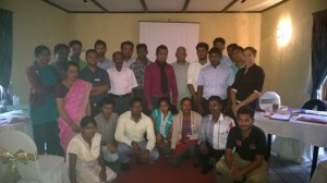 Supervisory Management skills training for Jagro in Nuwaraeliya